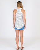 The 3rd Story The Label - Hamilton Tank  | Stripe