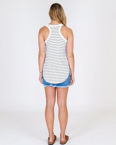 3rd Story The Label - Hamilton Tank  | Stripe