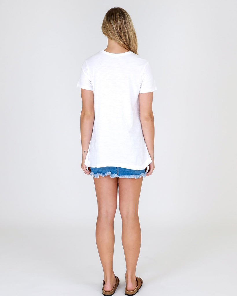 The 3rd Story The Label - Thornton Tee | Blush Marle