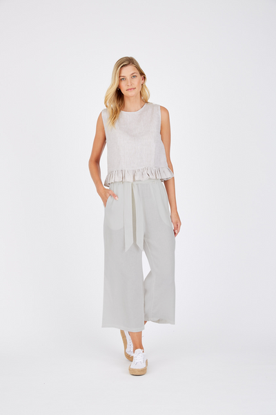 Alessandra-Chantal Pants | String Lurex