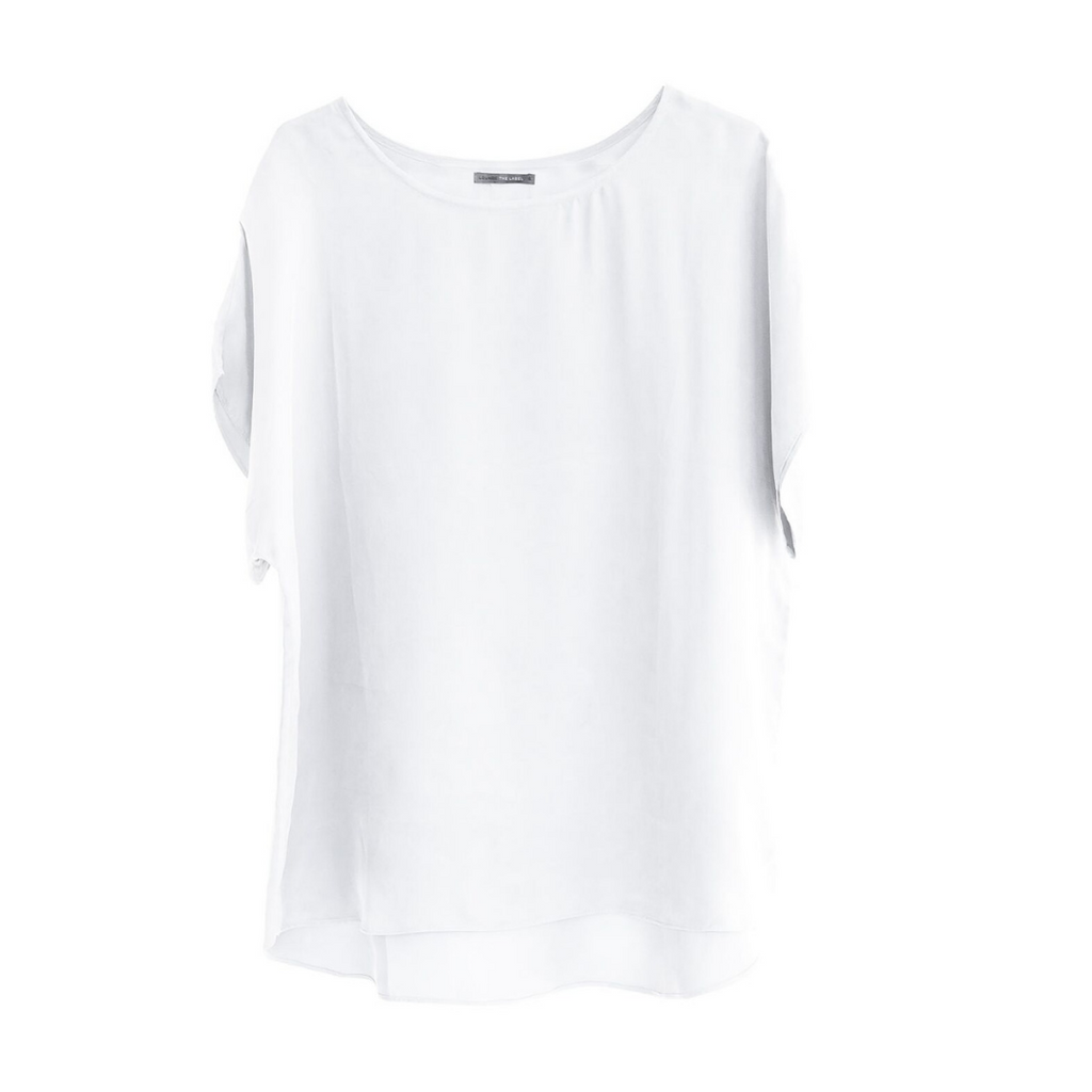 Lounge The Label - Erice Top | White