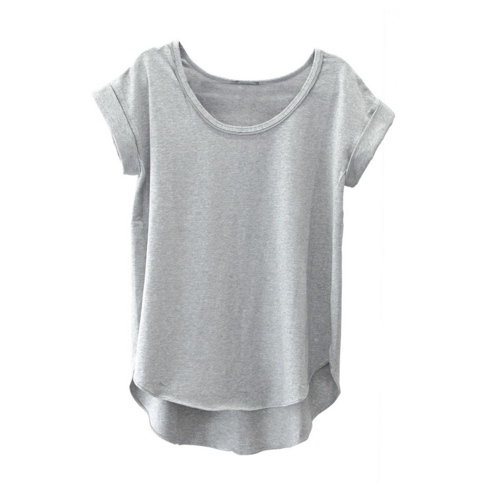 Lounge The Label - Sambuca Top | Marle Grey