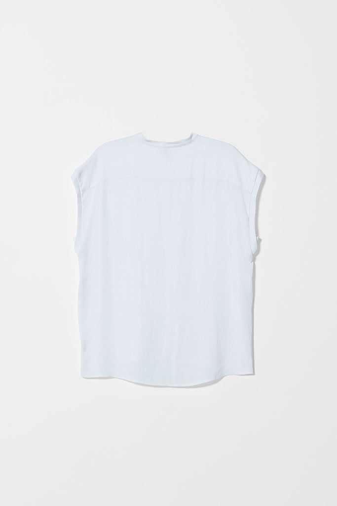 Elk - Myk Shirt | White
