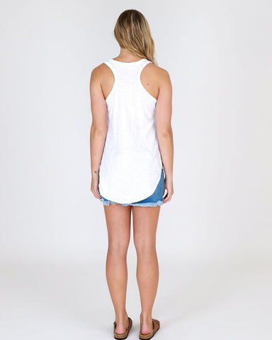 3rd Story The Label - Hamilton Tank  | White
