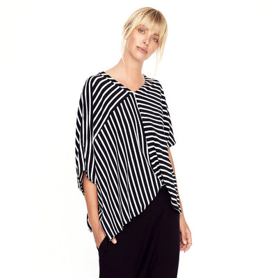 Beata Tunic  | Stripe