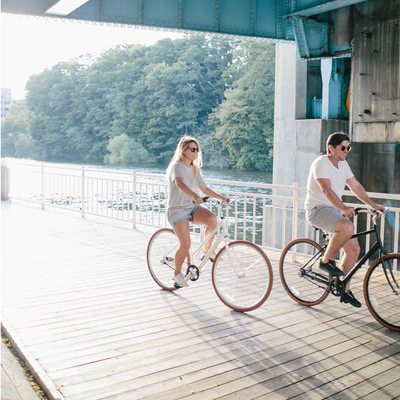 10 Cheap Valentines Date Ideas: Go Bike Riding