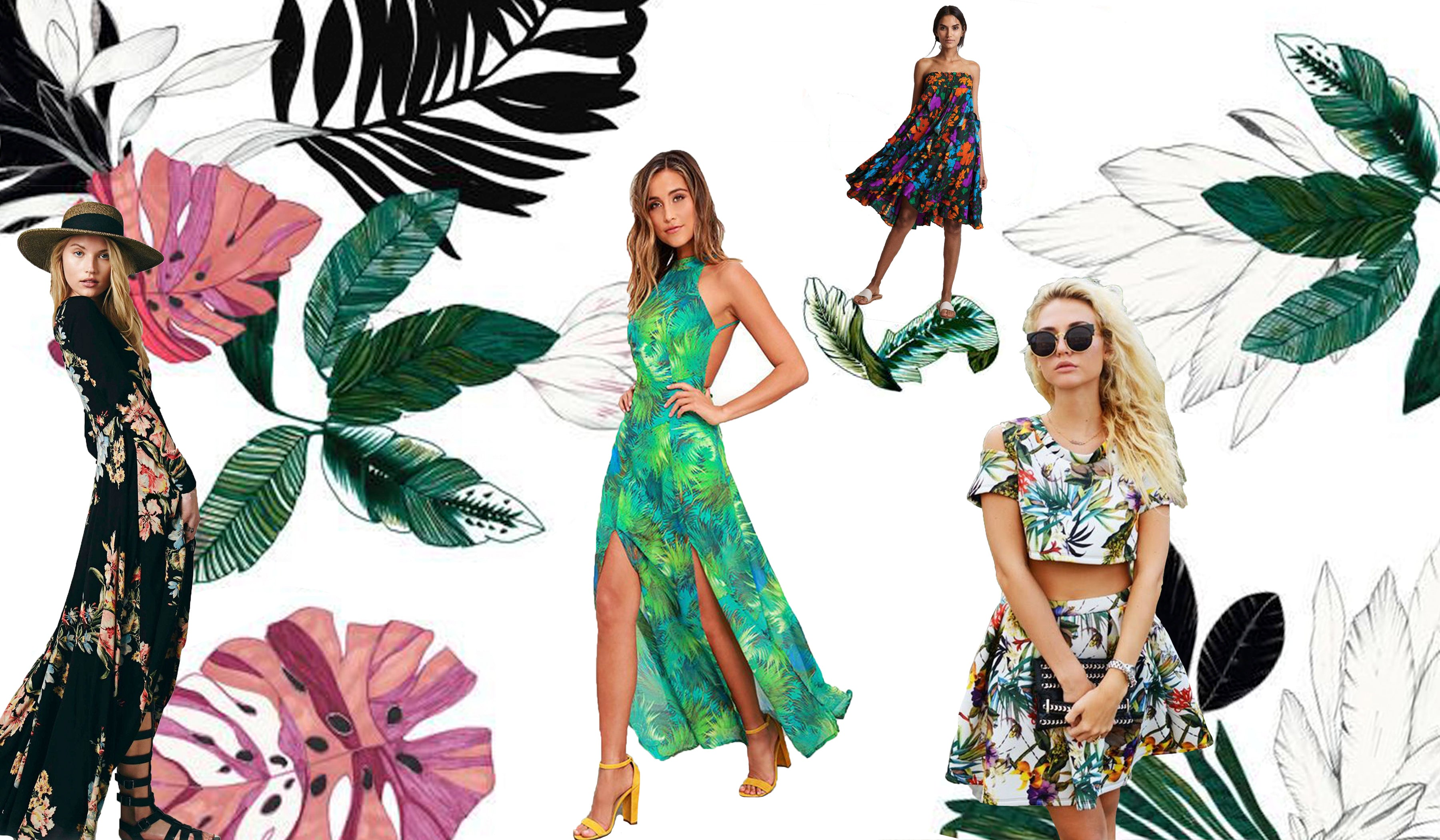 Style Revel Spring 2017 Trend Report