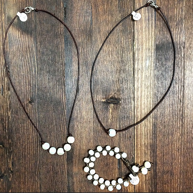 Freshwater Pearl Necklaces and bracelets