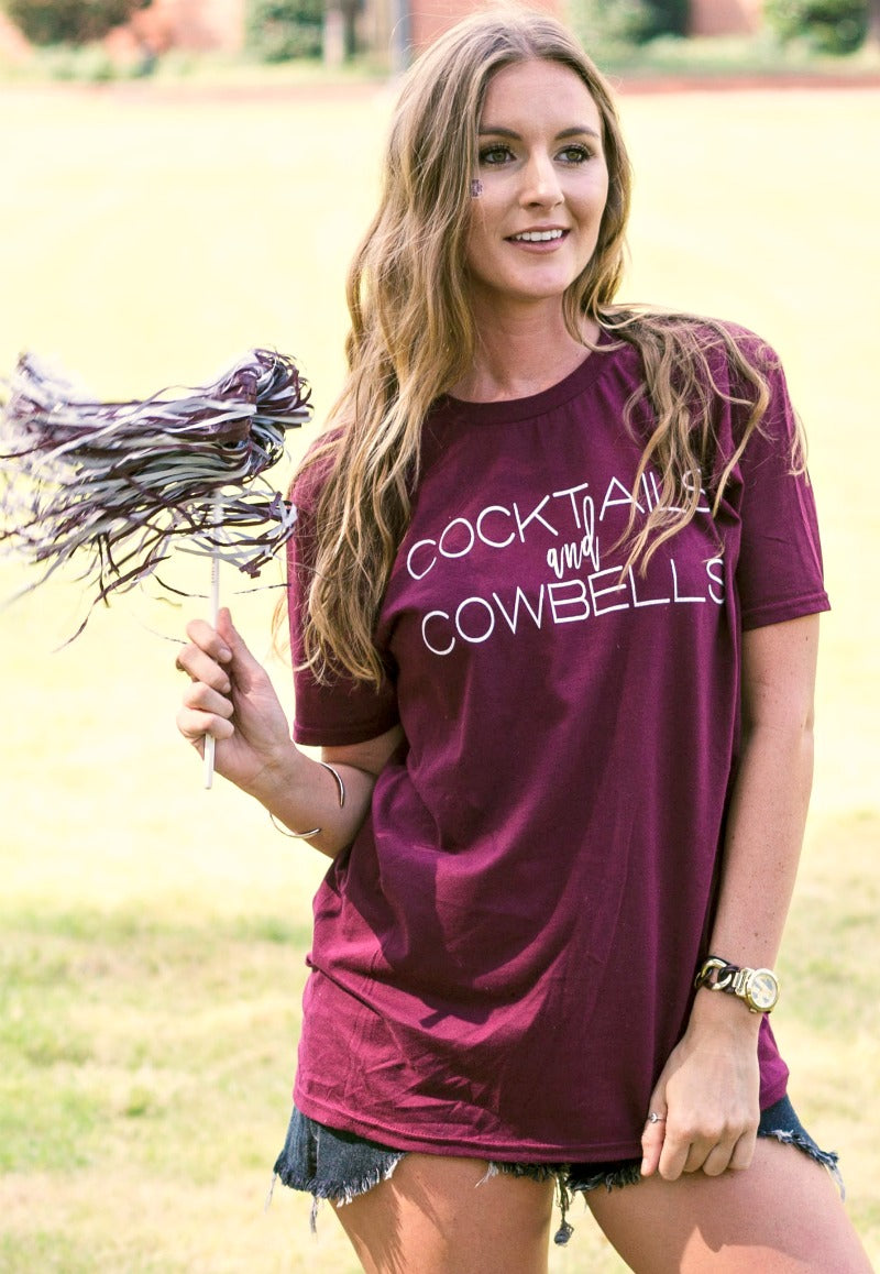 Game Day Collection 2016: Cowbells and Cocktails