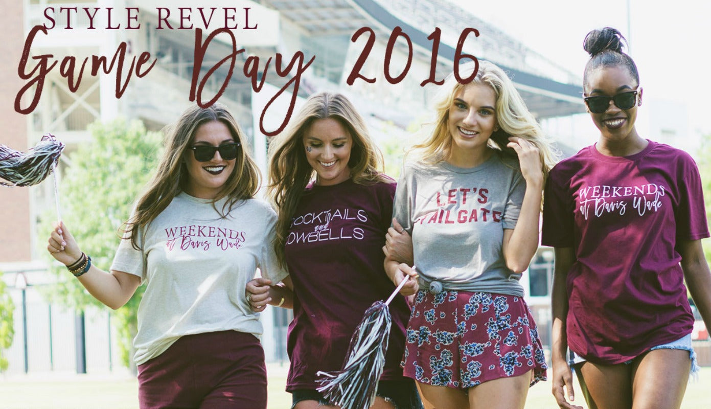 Style Revel Game Day Collection 2016