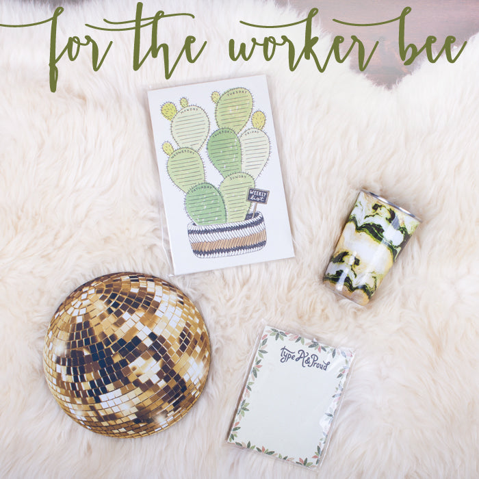 Gift guide for the worker bee