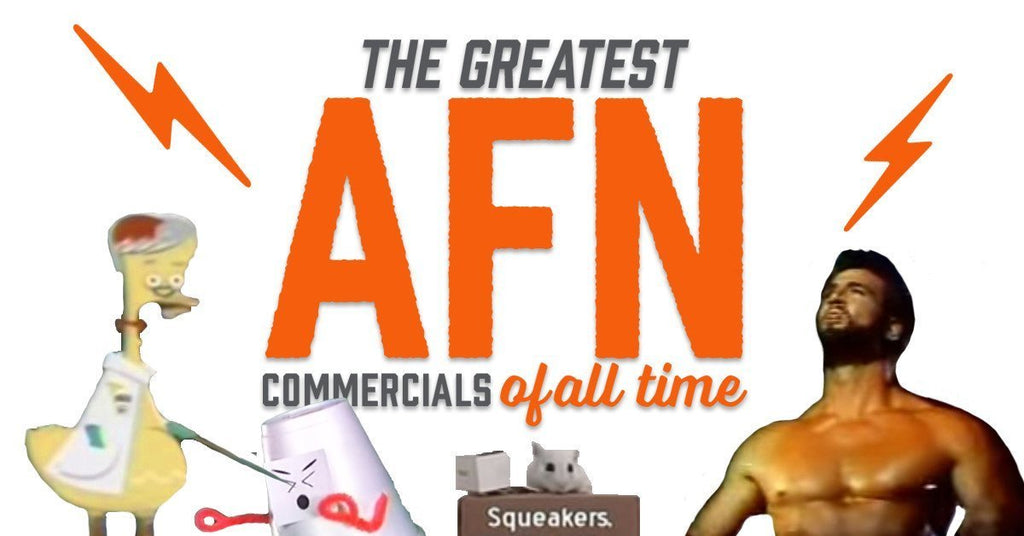 Top 5 AFN Commercials of All-Time