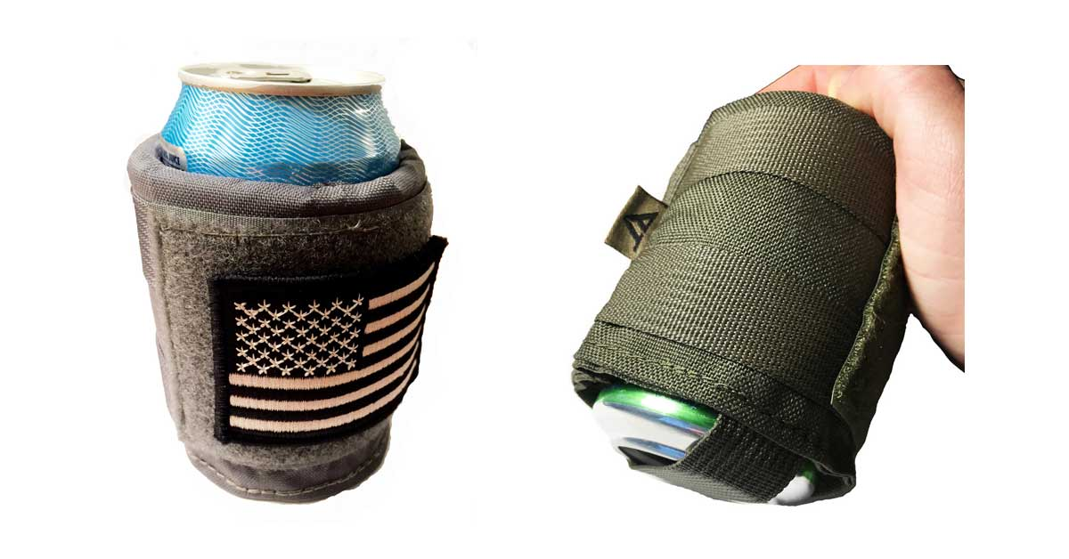 Empire Tactical Multicam Beer Coozie