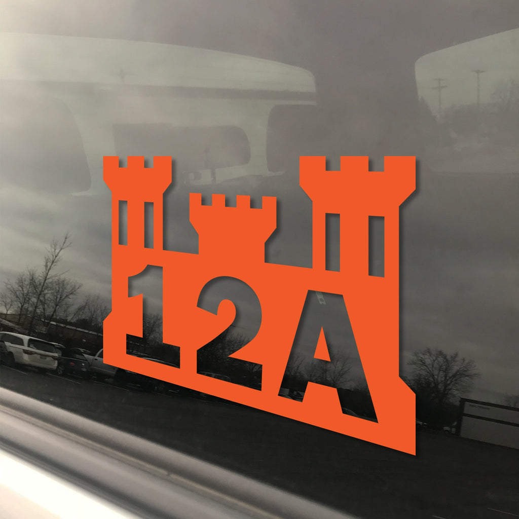 12A - Engineer Officer - Castle - Inkfidel