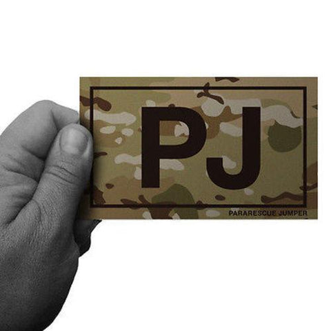 Multicam PJ Pararescue Sticker - Inkfidel