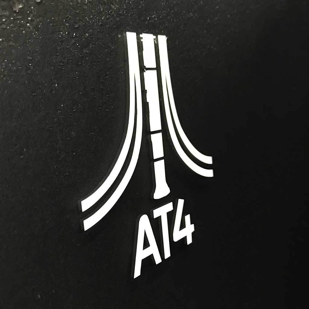 AT4 Decal - Inkfidel