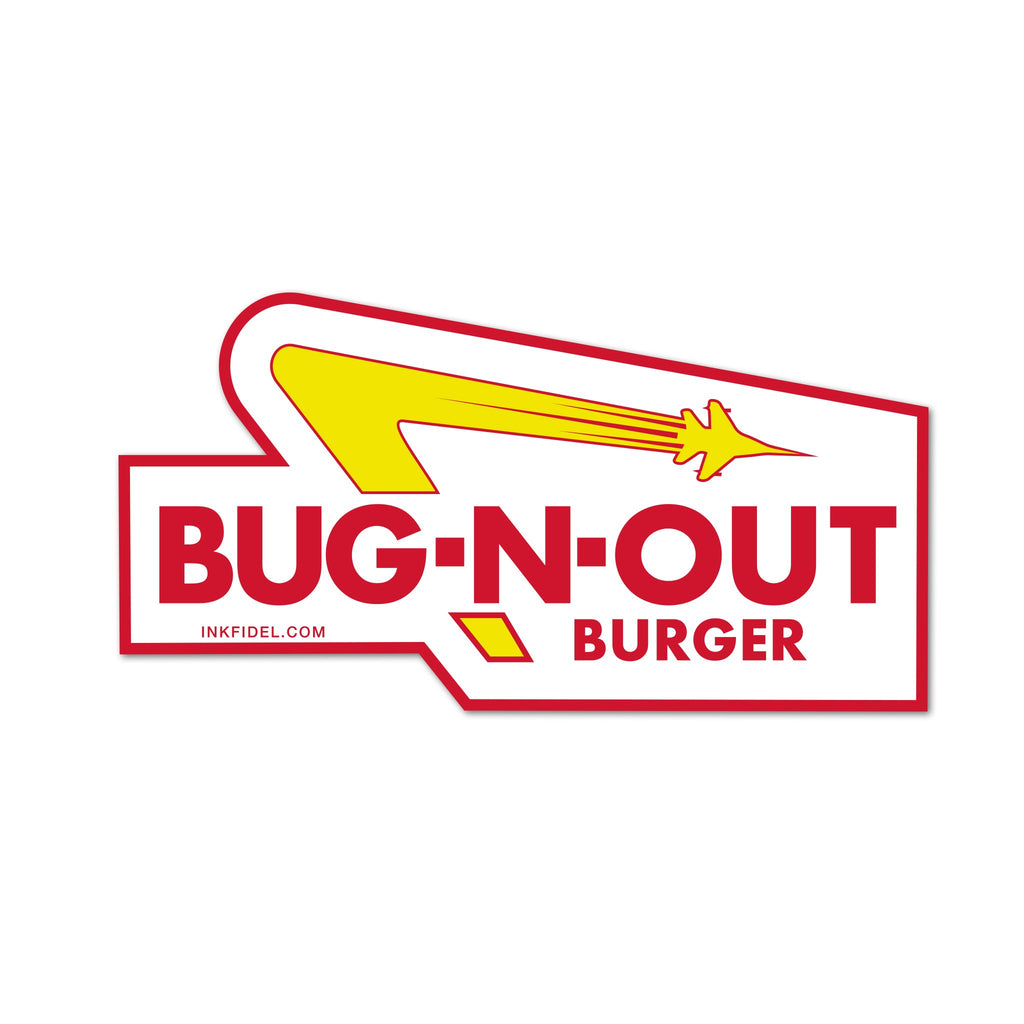 Bug-N-Out - Inkfidel