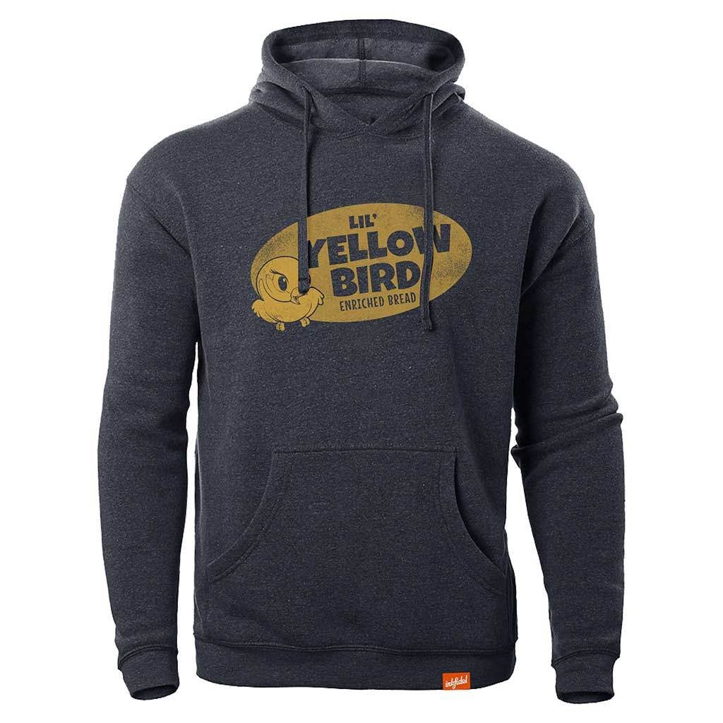 Classic Lil' Yellow Bird Hoodie - Inkfidel