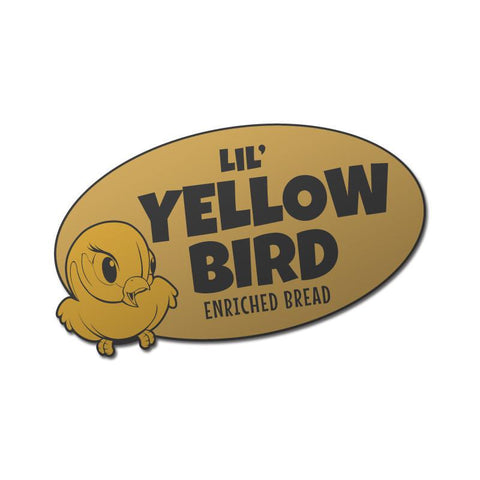 Little Yellow Bird - Inkfidel