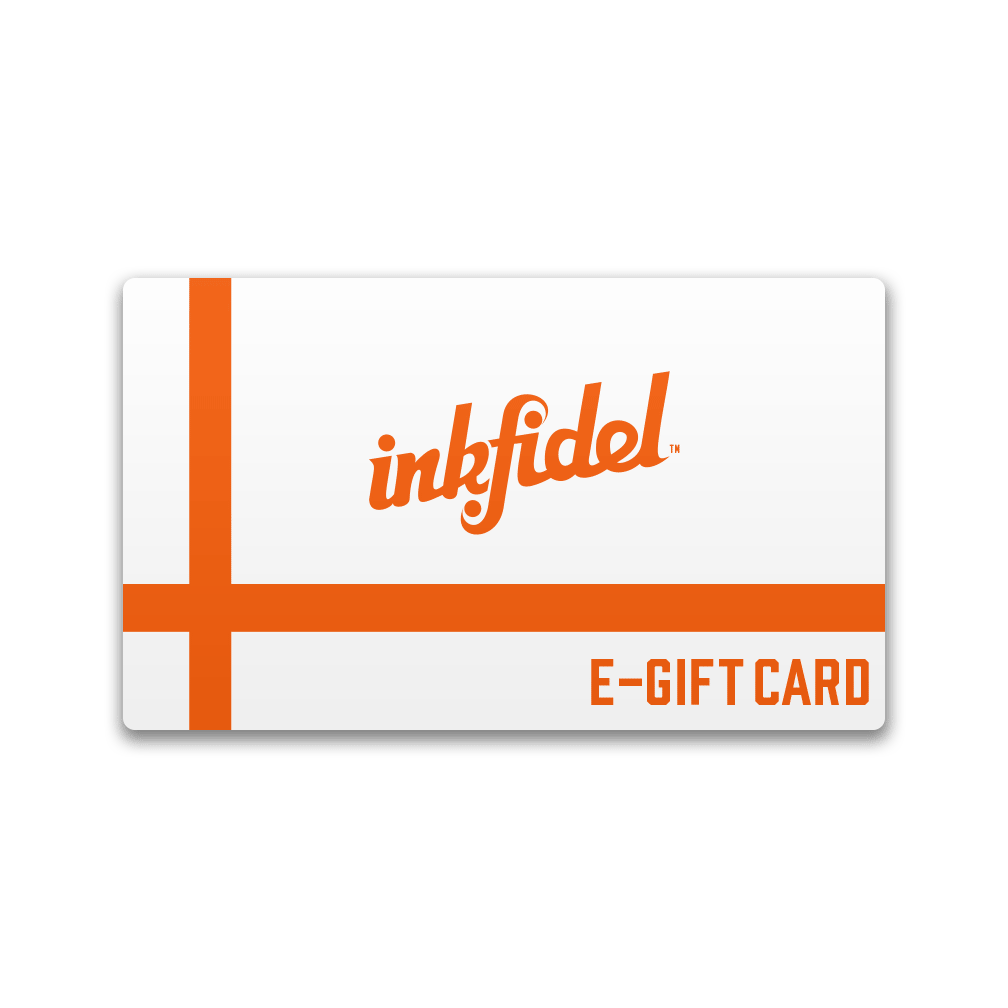Inkfidel Gift Card - Inkfidel