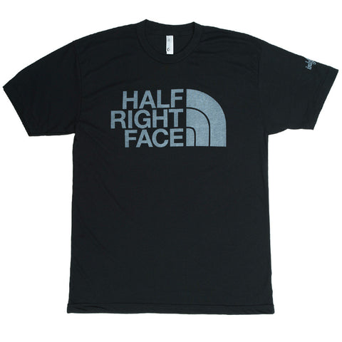 Half Right Face - Inkfidel