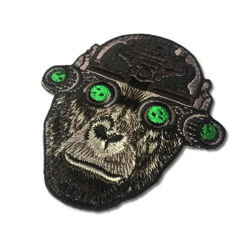 Operator Harambe Gorilla Embroidered Morale Patch