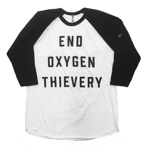 End Oxygen Thievery