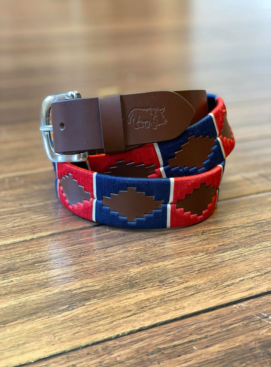 Handmade Polo Belts