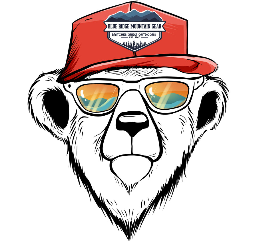 BRMG Bear w/ Sunglasses