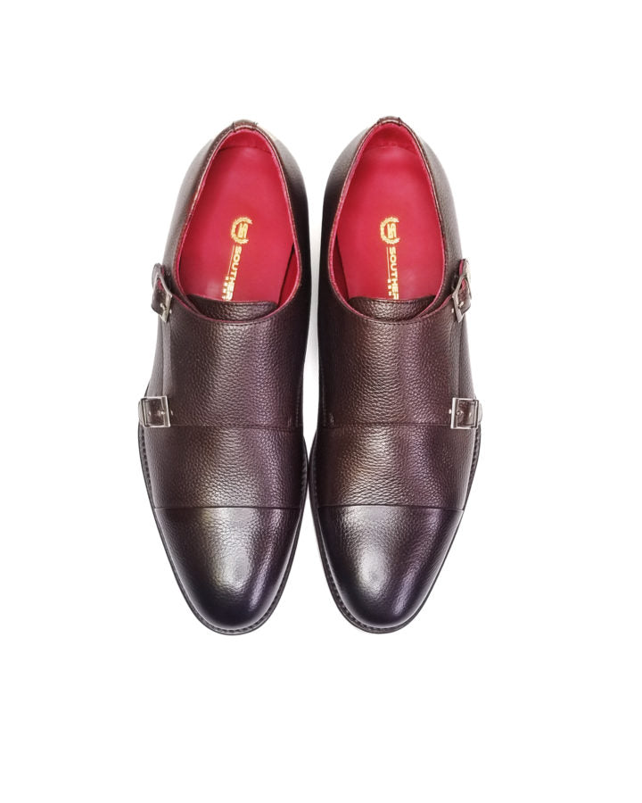 Southern Gents Hamilton Double Monkstrap