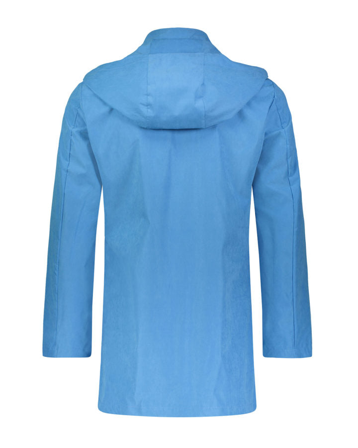 SG Toggle Raincoat - Smurf Blue 1