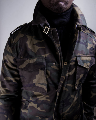 SG Camouflage Field Jacket