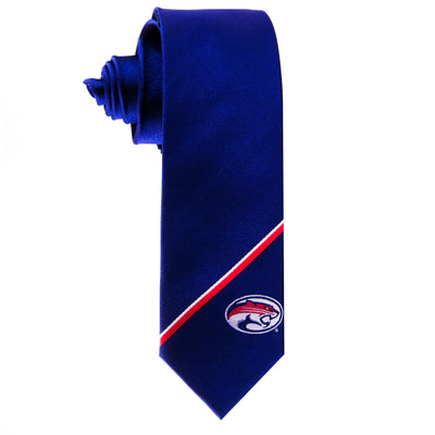 University of Houston Cougar (UH) Navy Tie