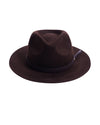 Southern Gents Geoffery Fedora - Brown