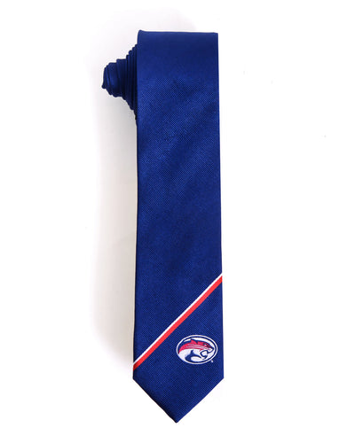 Men's University of Houston Cougar Navy Tie