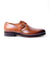 SG Oliver Single Monkstrap – Cognac