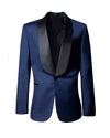Southern Gents Midnight Navy Shawl Tuxedo