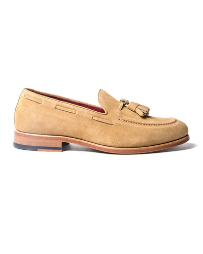 Southern Gents Newton Tassle Loafer