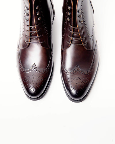 Wingtip boots Southern Gents