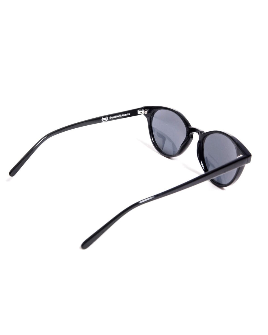 "SG ""The Fitz"" Fitzgerald Black Sunglasses"
