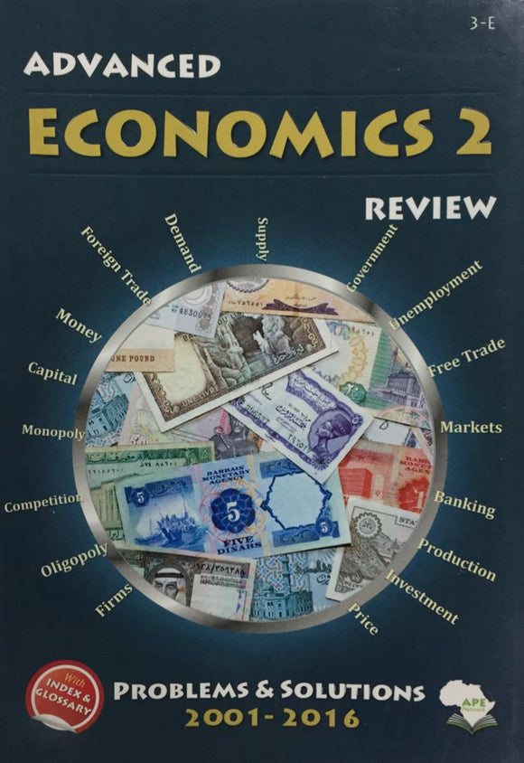 Advanced Economics 2 Review APE - Shop Online in Tanzania | Empire Greeting Cards Ltd