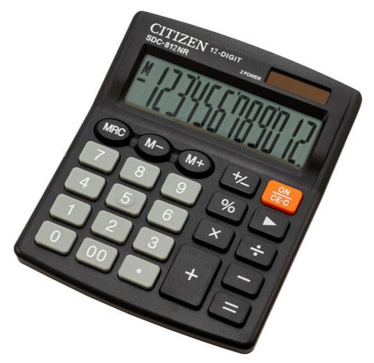 Citizen Calculator SDC-812NR | Office Supplies in Dar Tz