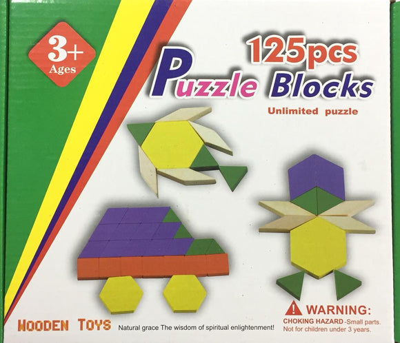 125 pc Puzzle Blocks - Shop Online in Tanzania | Empire Greeting Cards Ltd