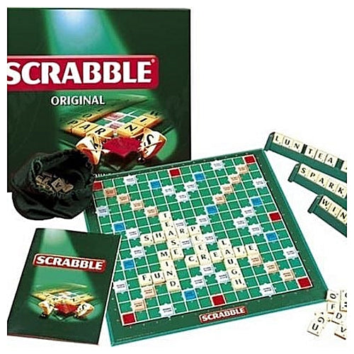 Scrabble Board Game | Games in Dar Tanzania