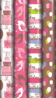 Metallic Gift Wrap Roll 1.5 Metre Pink | Gift Wraps In Dar Tanzania