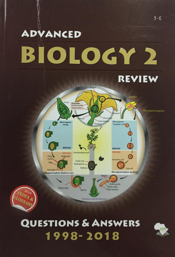 Advanced Biology 2 Review APE - Shop Online in Tanzania | Empire Greeting Cards Ltd