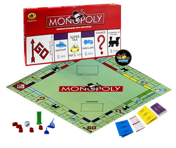 Standard MONOPOLY Game | Board Games in Dar Tanzania