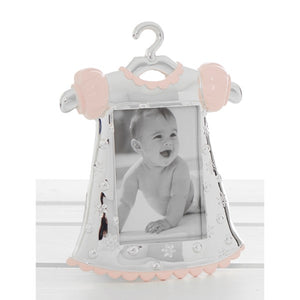 Silver Baby Dress Frame | Baby Gift Shop in Dar Tanzania