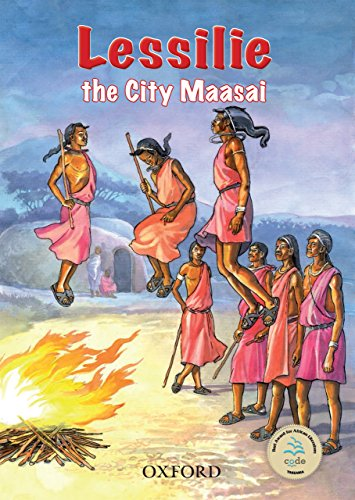 Lessilie - The City Maasai OXFORD - Shop Online in Tanzania | Empire Greeting Cards Ltd