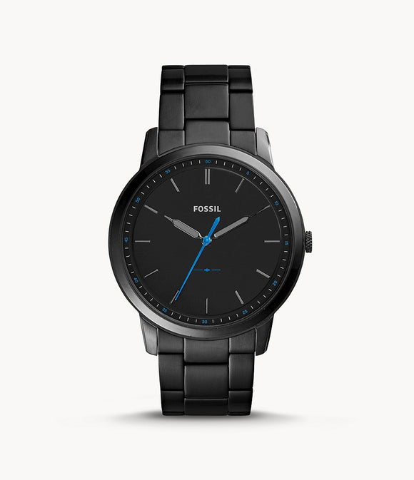 FOSSIL Black Stainless Steel Watch fs5308 | Fossil Watches in Dar